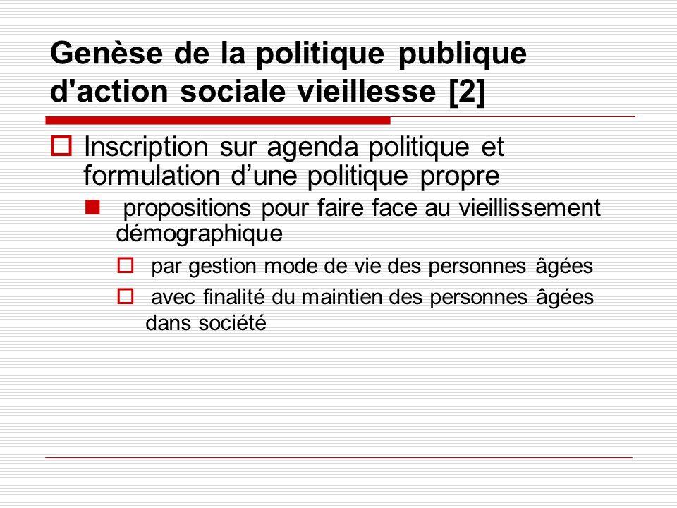 Genèse de la politique publique d action sociale vieillesse [2]